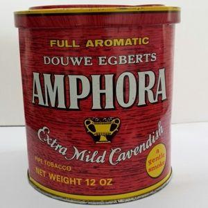AMPHORA Vintage Tin